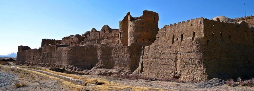 Mehriz und die Schätze der iranischen Wüste
