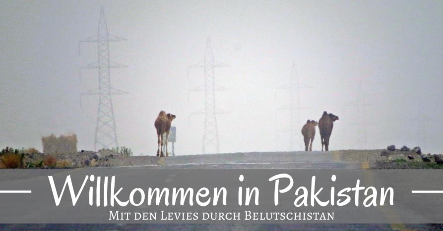 Mit den Levies durch Belutschistan