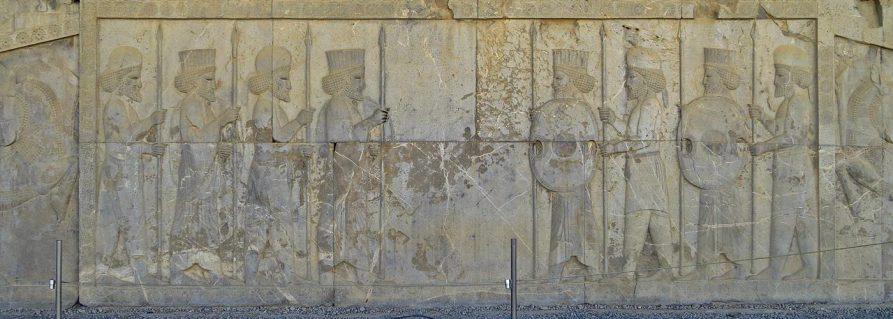 Persepolis – eine persische Herrschergeschichte