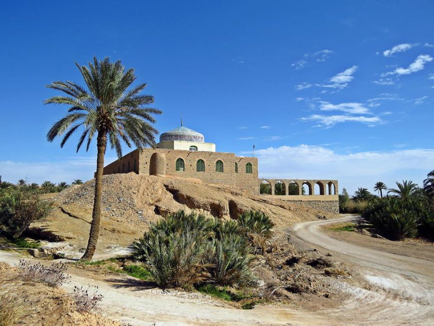 Wüstenoase Garmeh, Iran