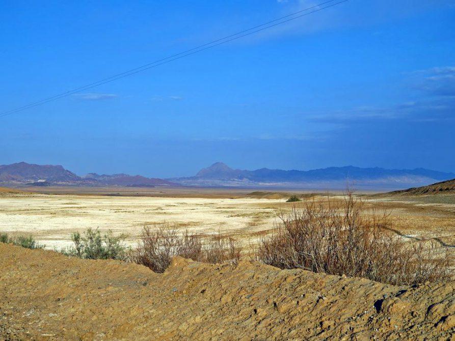 Wüstenoase Garmeh, Dasht-e Kavir, Iran