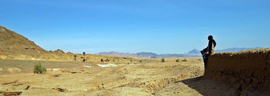 Garmeh – eine Wüstenoase in der Dasht-e Kavir