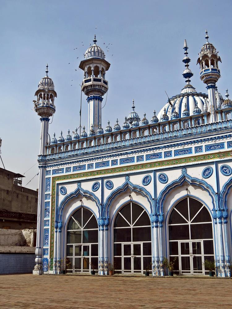 Markazi Jamia Masjid in Rawalpindi, Pakistan