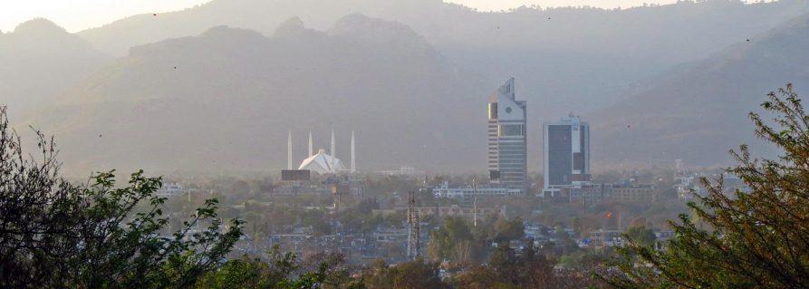 Islamabad, Pakistans moderner Hochsicherheitstrakt