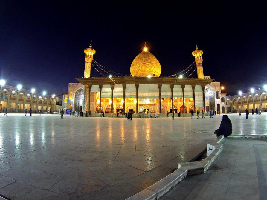 Mausoleum des Königs des Lichts