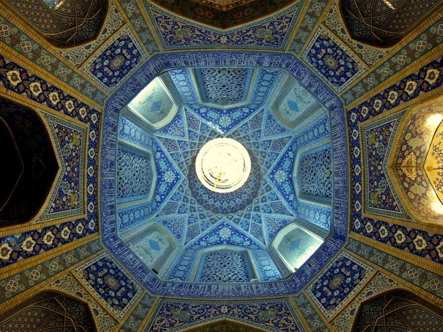 Mausoleum des Königs des Lichts, Schiras, Iran