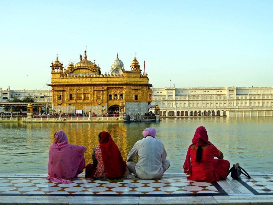 Goldener Tempel, Sikh, Amritsar, Indien