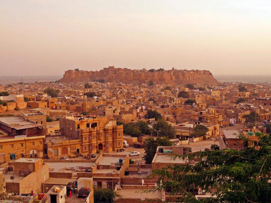 Jaiselmer, Rajasthan, Indien