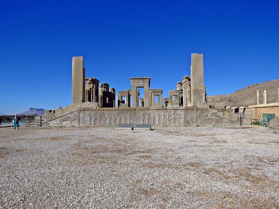 Tachara Palast, Persepolis, Iran