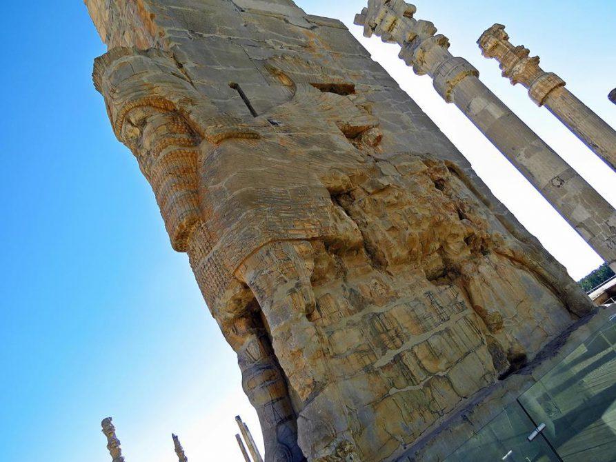 Tor aller Länder, Persepolis, Iran