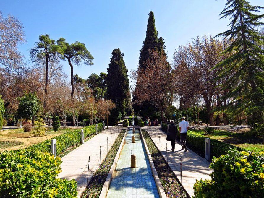 Bagh-e Eram, Schiras, Iran