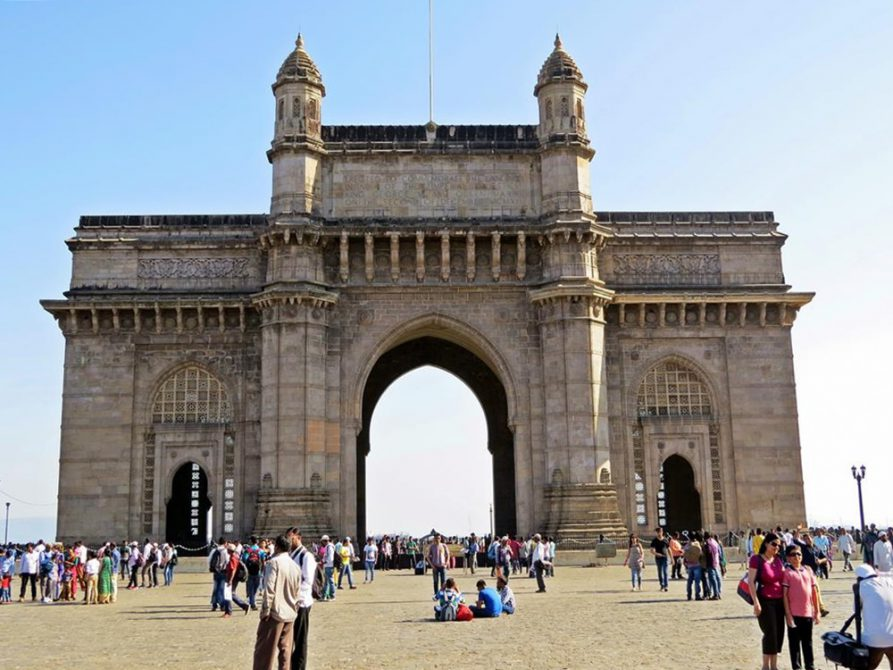 Gateway of India, Mumbai, Indien