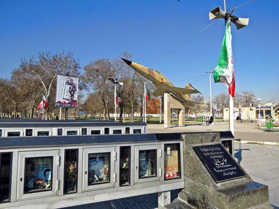 Gedenkstätte für die Gefallenen im Iran-Irak Krieg