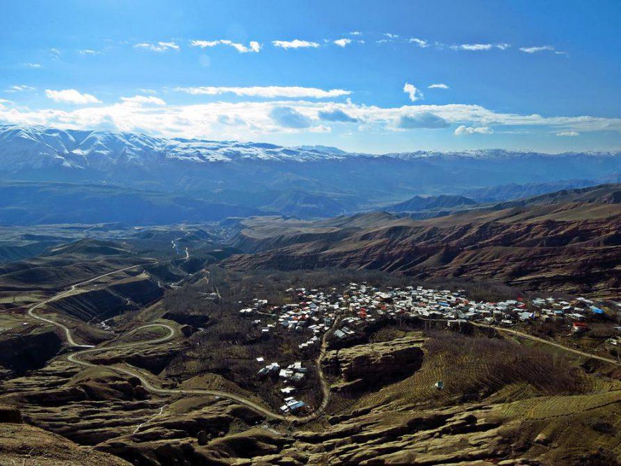 Alamut Tal, Qazvin, Iran