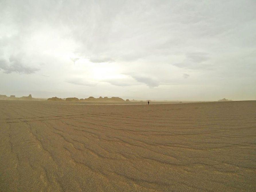 Wüste Lut, Kaluts, Iran