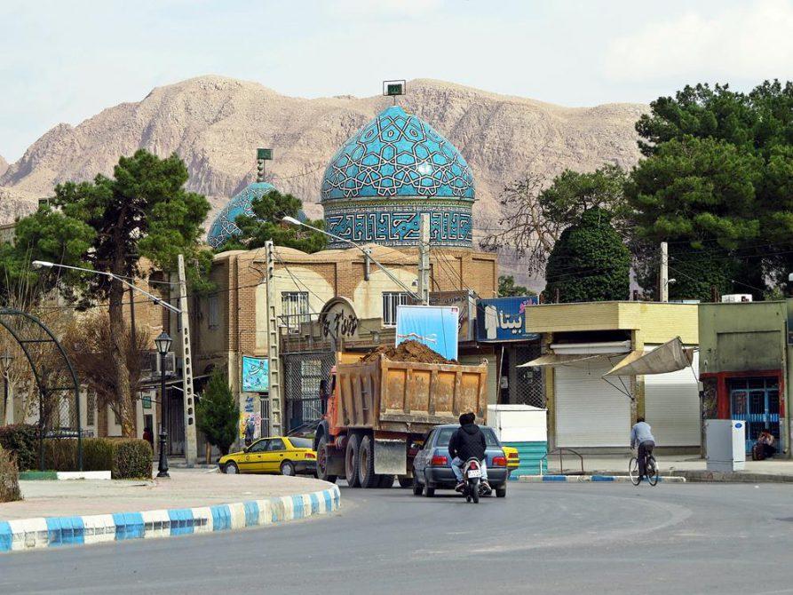 Mausoleum des Moshtaq Ali Shah