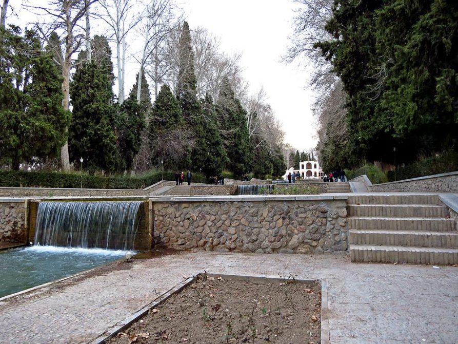 Schahzadeh Garten in Mahan