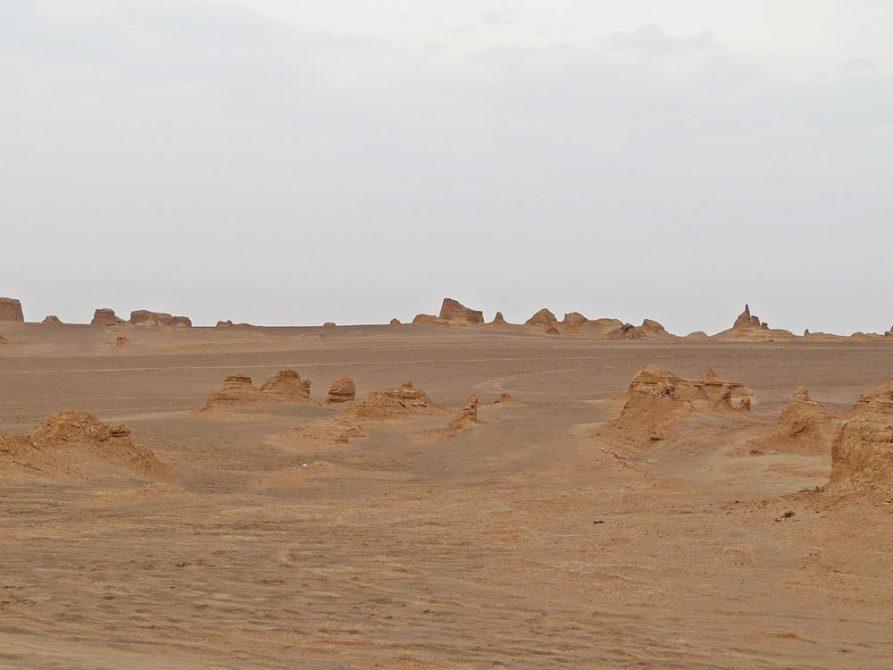 Wüste Lut, Iran