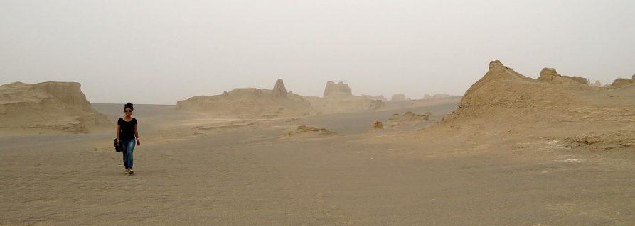 Die Kaluts und der Sandsturm
