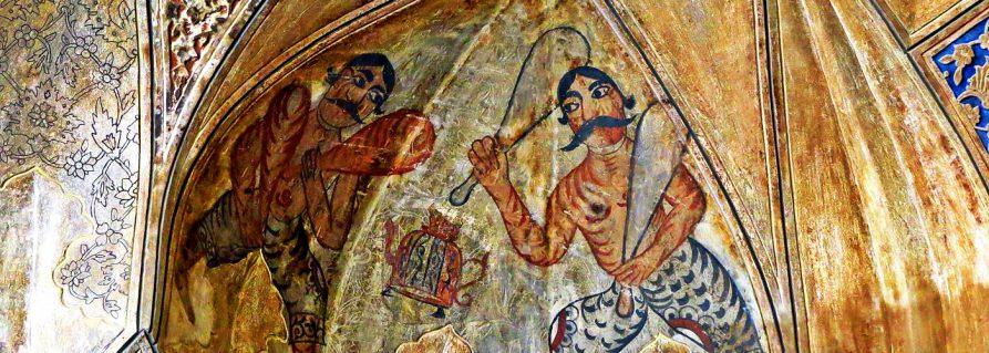 Kerman, Wasserpfeifen und die Sache mit dem Opium