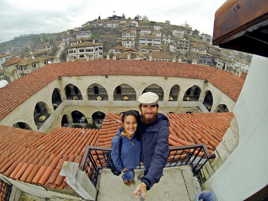 über den Dächern von Safranbolu