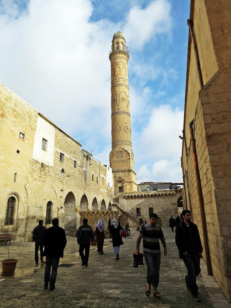 Ulu Camii, Mardin