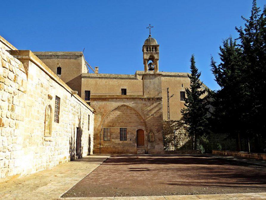 Kirche der 40 Märtyrer, Mardin