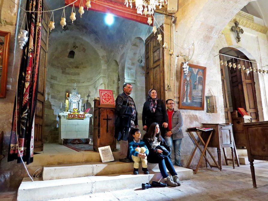 Kirche, Mardin