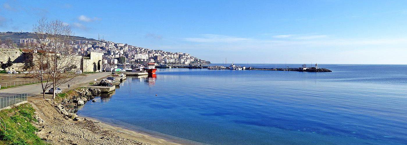 Sinop am Schwarzen Meer