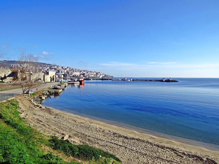 Sinop, Schwarzes Meer, Türkei