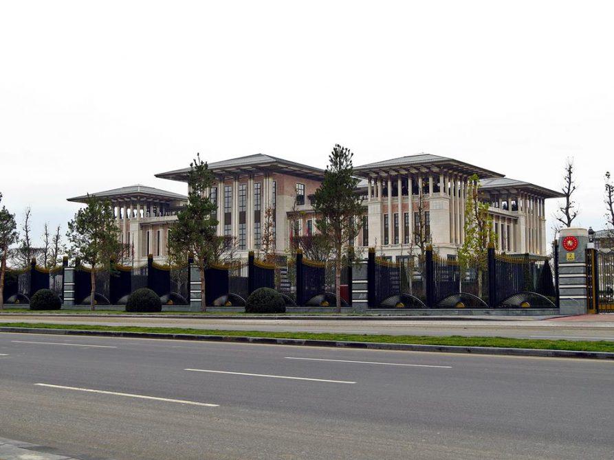 Präsidentenpalast in Ankara