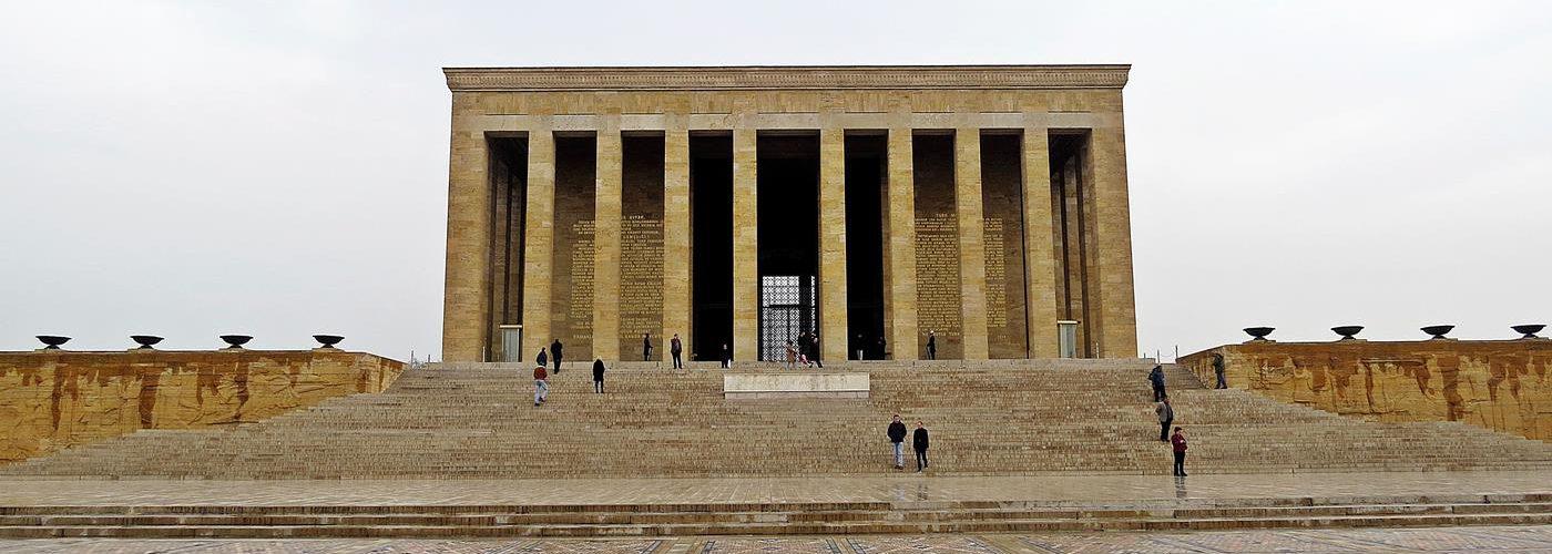 Anıt Kabir, Atatürk, Ankara, Türkei