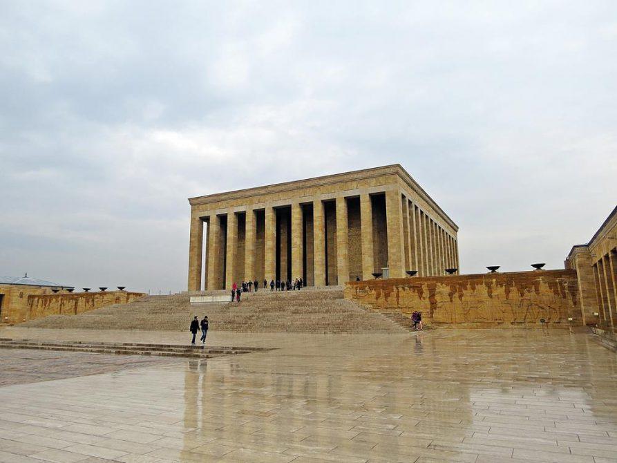 Atatürk Mausoleum, Anıt Kabir, Ankara
