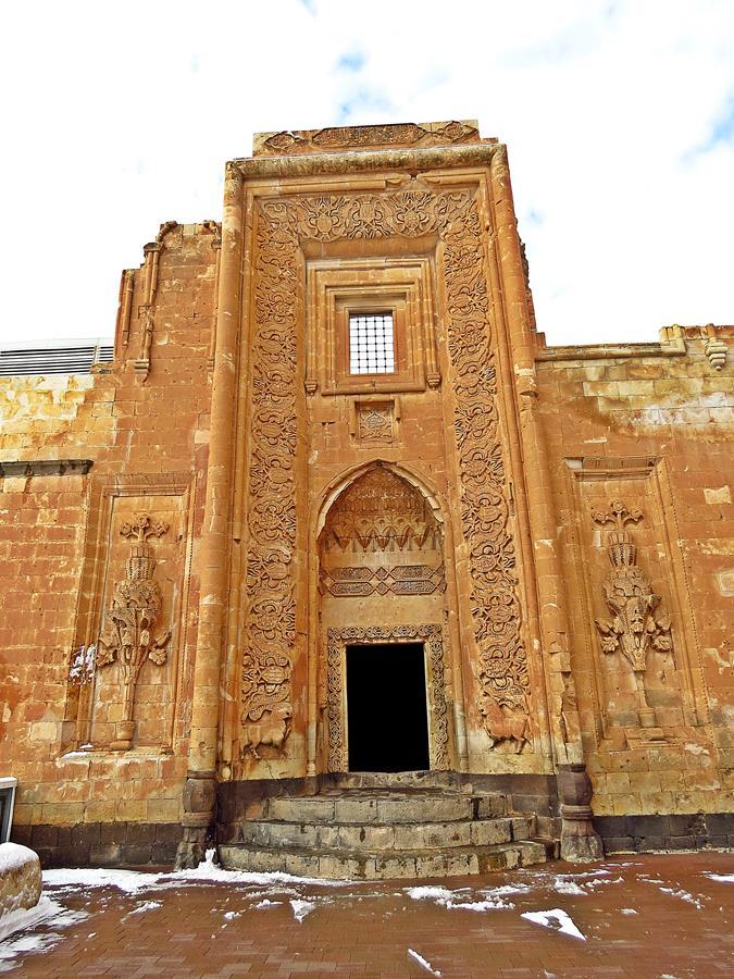 Eingangsportal des Ishak-Pascha-Palast, Doğubeyazıt