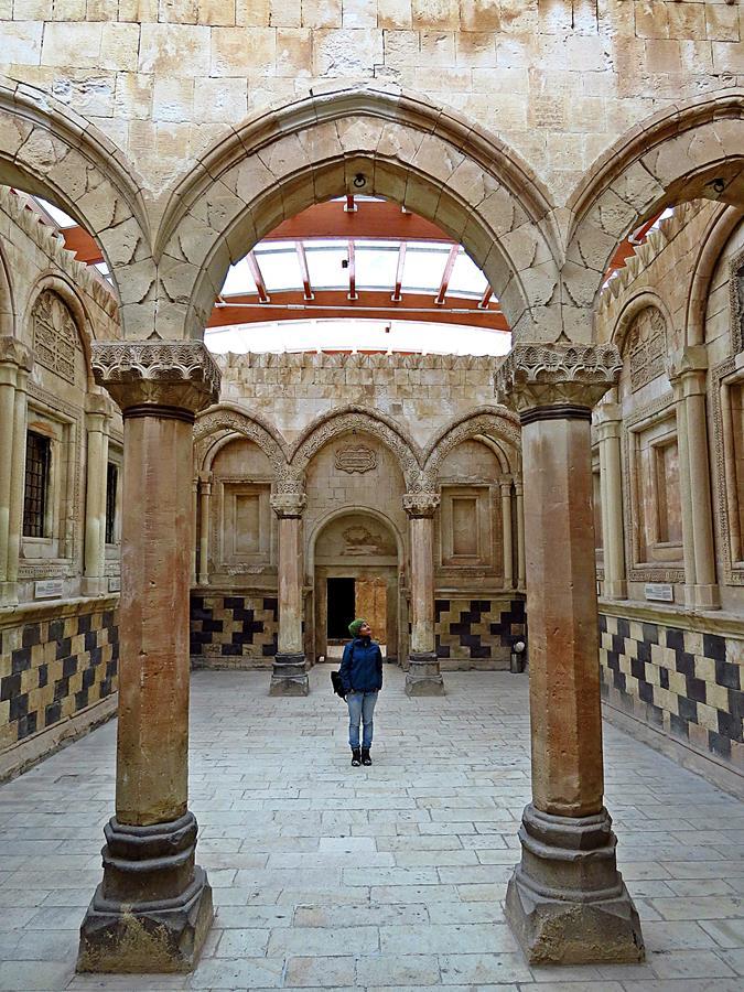 Halle im Ishak-Pascha-Palast, Doğubeyazıt