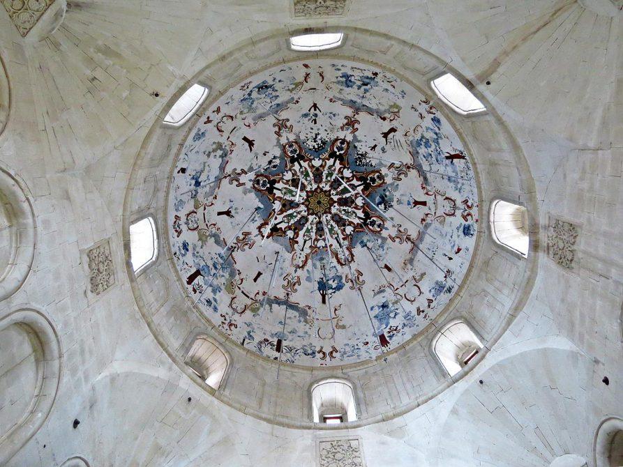 Kuppel der Moschee im Ishak-Pascha-PalastIshak-Pascha-Palast, Doğubeyazıt