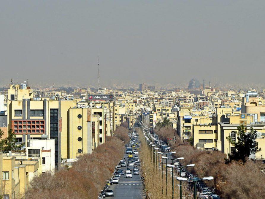 Isfahans historischer Boulevard Chahar Bagh