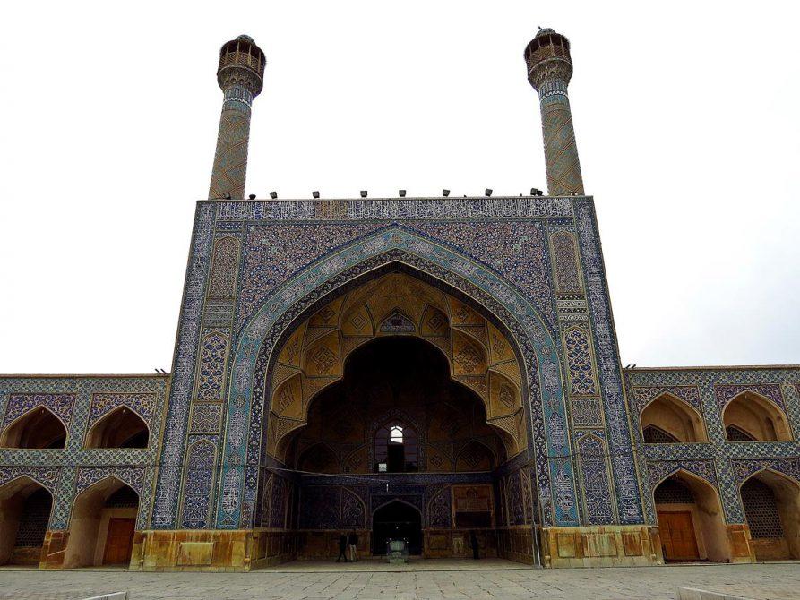 Jame Masjid, Isfahan, Iran