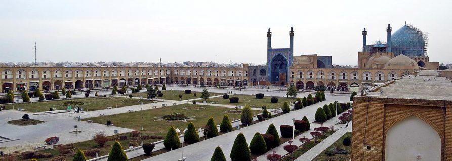 Isfahan und die Prachtbauten des Königs