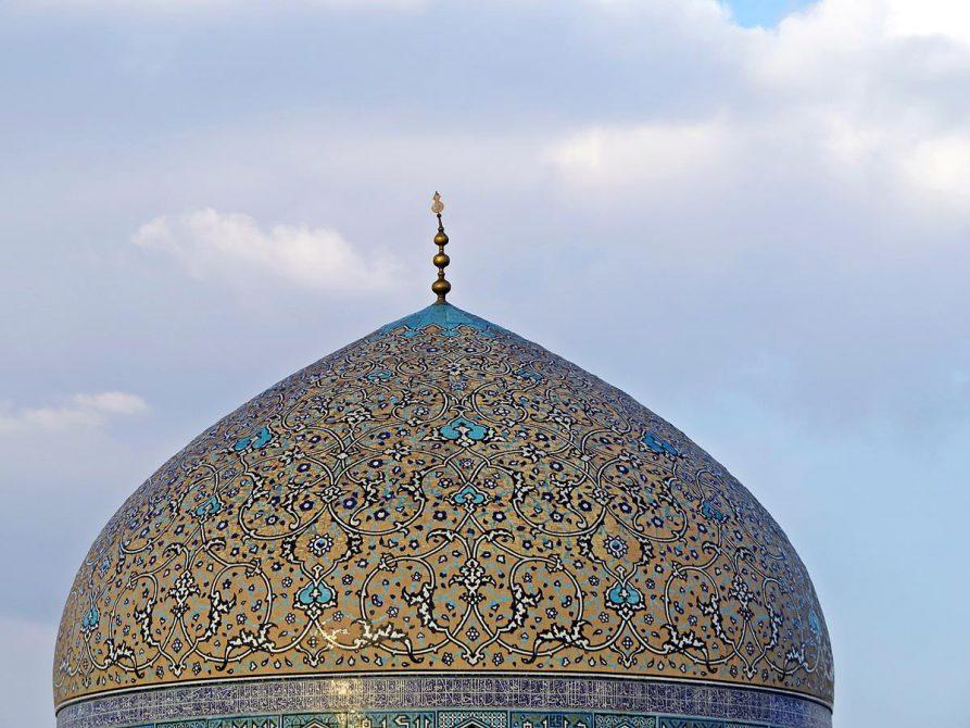 Kuppel der Sheikh Lotfollah Moschee, Iran