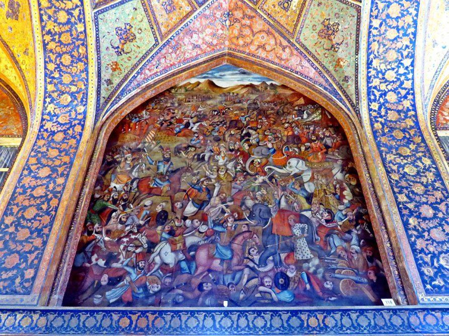Tschehel Sotun, Isfahan, Iran