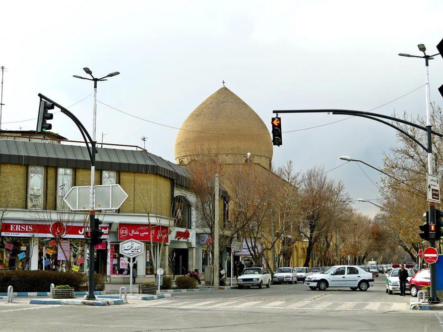 Vank Kathedrale, Isfahan, Iran