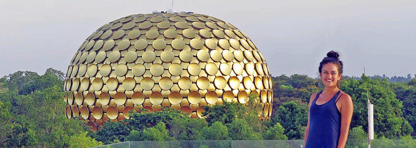 Auroville, Matrimandir, Spiritualität