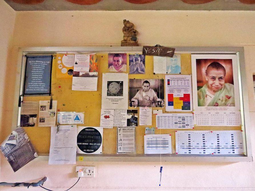 Auroville, Spiritualität