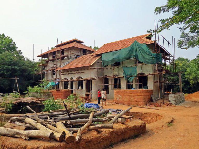 Auroville, Sacred Groves