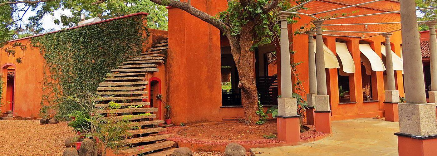 Auroville, auf den ersten Blick