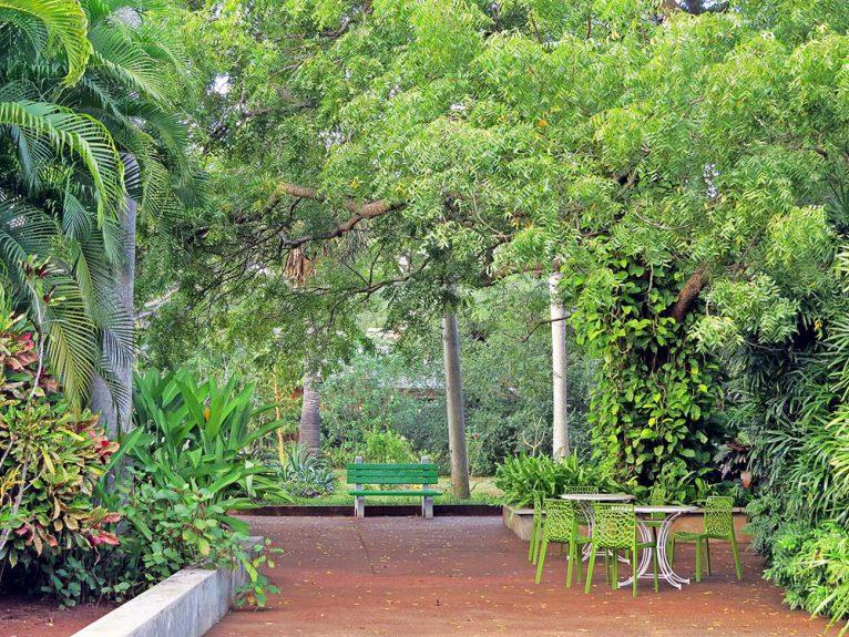 Auroville, Parkbank