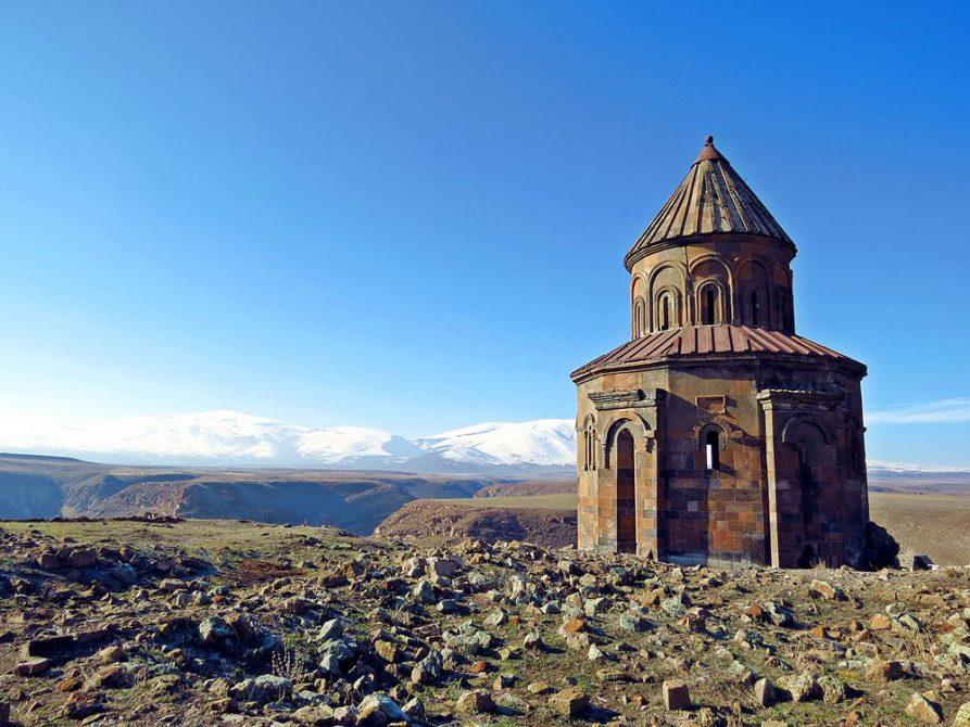 Kirche des Georg, Ani, Türkei