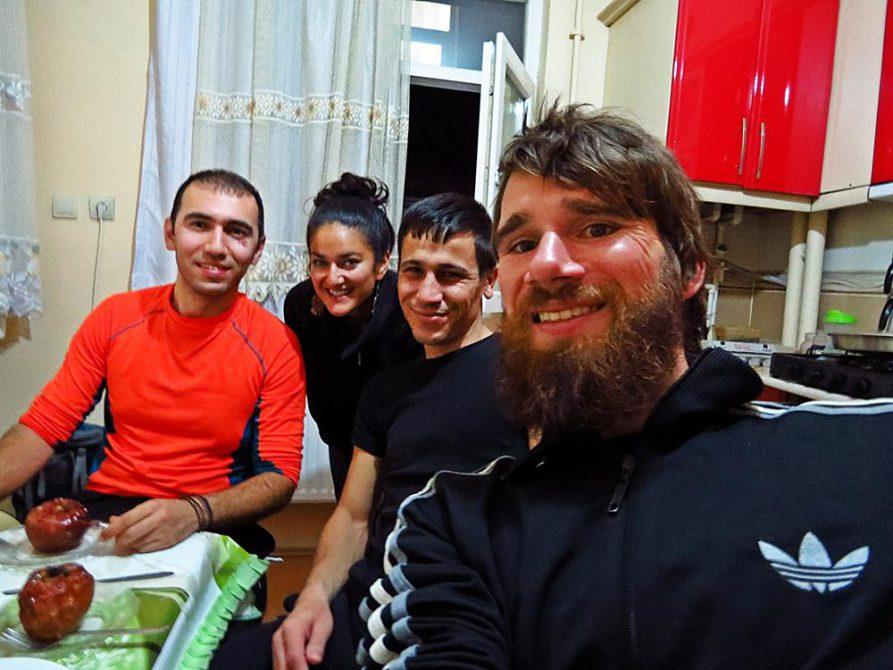 Couchsurfing, Kars, Türkei