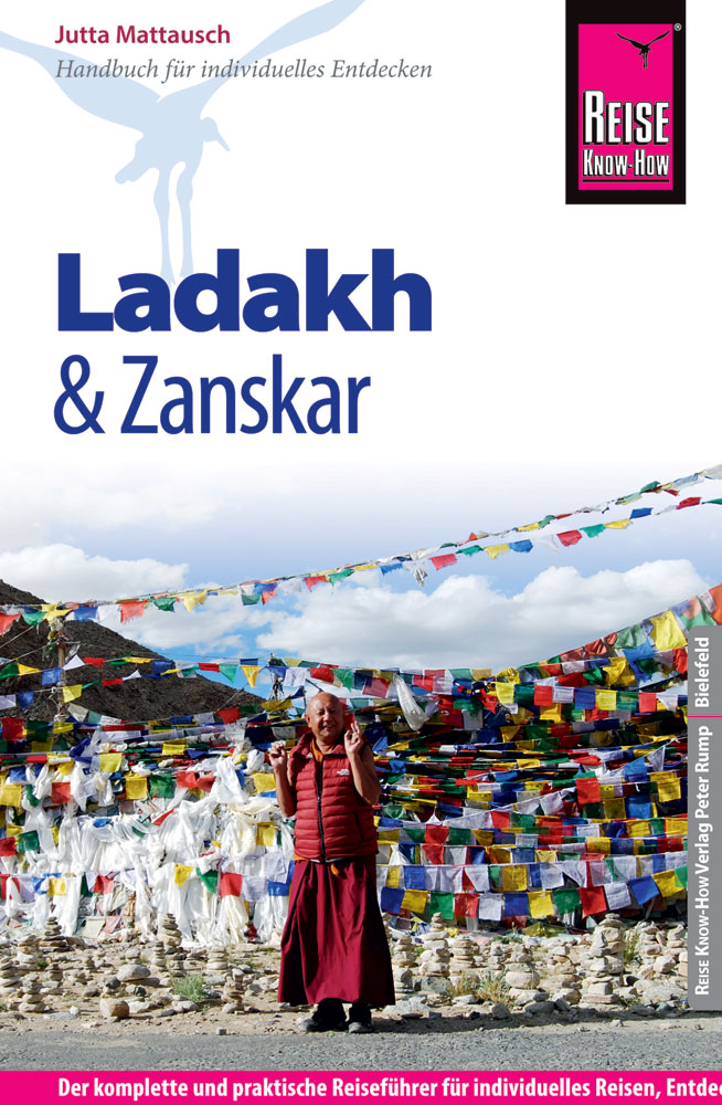 Reise Know How Ladakh und Zanskar
